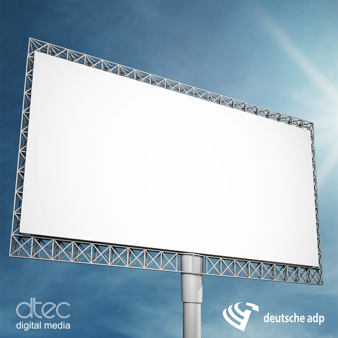 dtec Solvent Inkjet-Banner