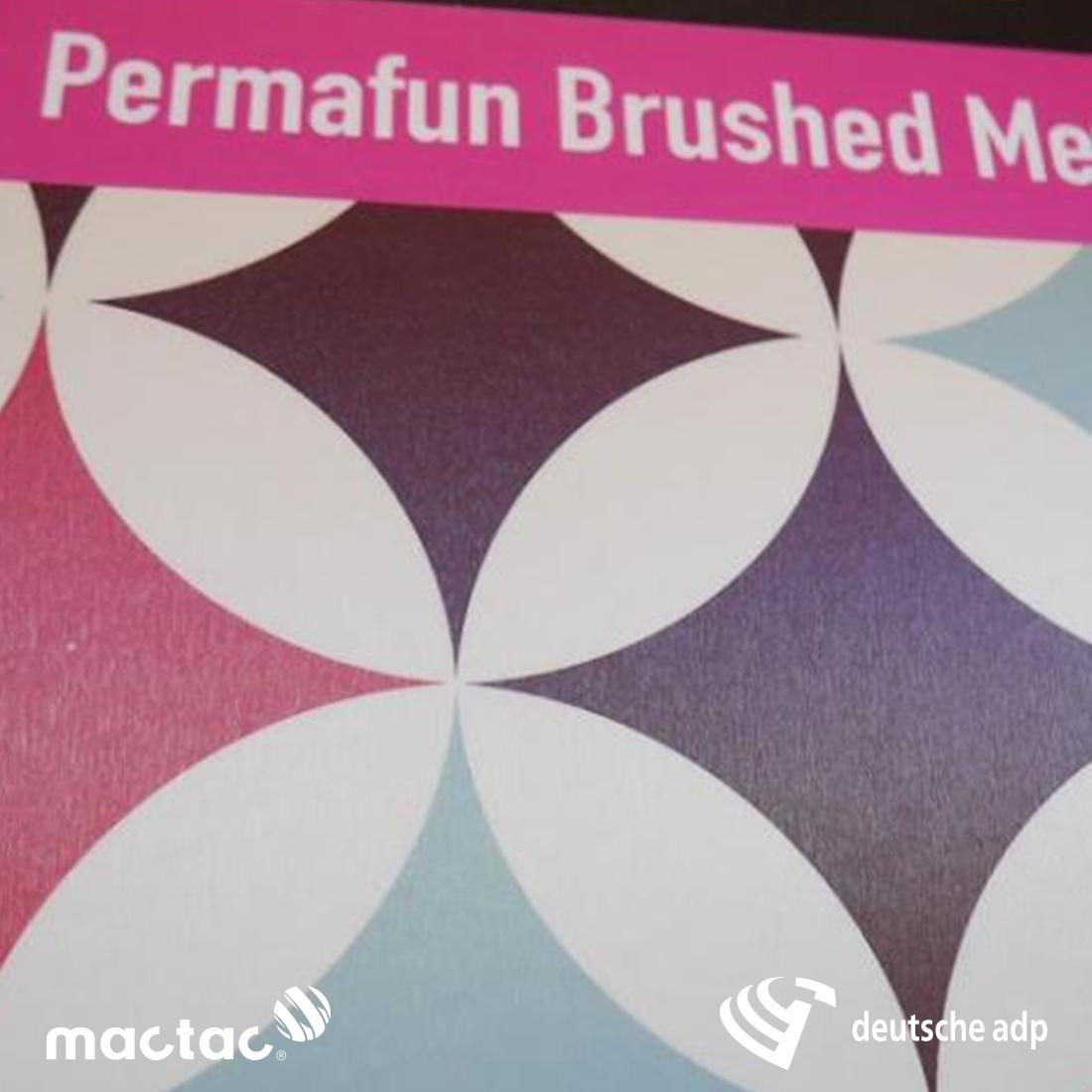 Mactac PermaFun Strukturierte Effektlaminate