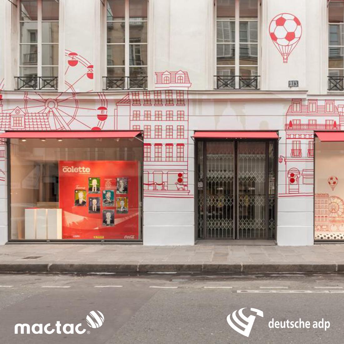 Mactac WW Dekorationsfolie