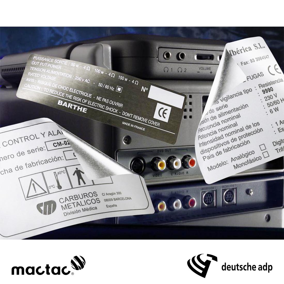 Mactac Milmar Serie