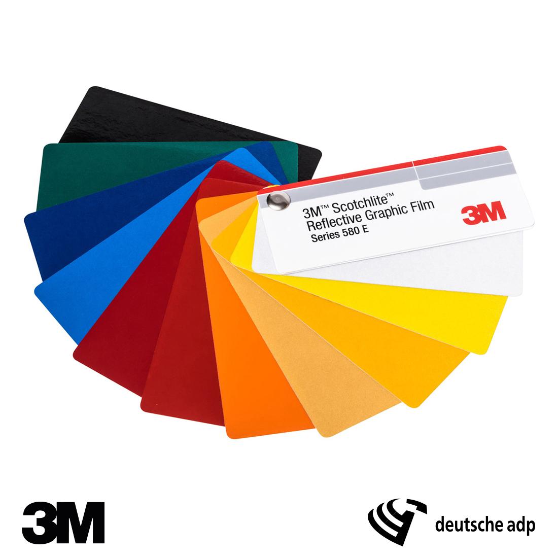 3M Scotchlite Grafikfolie Serie 580E