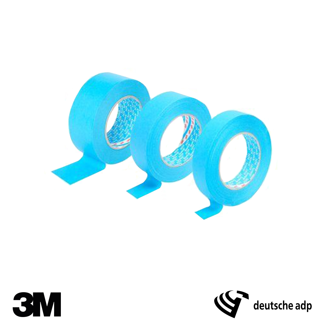3M Scotch Blaues Band 3434