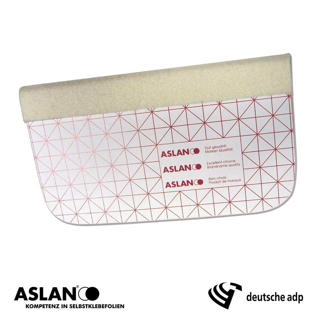 ASLAN FB 1 Stabiles Folierbrettchen