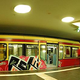 Anti-Graffiti Laminate