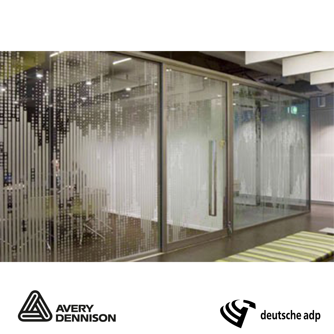 Avery Dennison Etched Glass / Frosted Glass Film