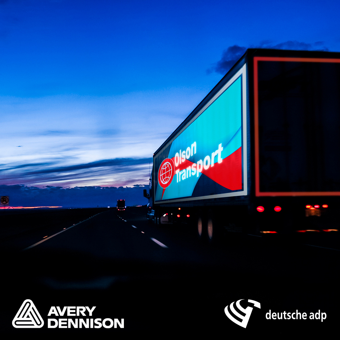 Avery Dennison V-6750 Konturmarkierung