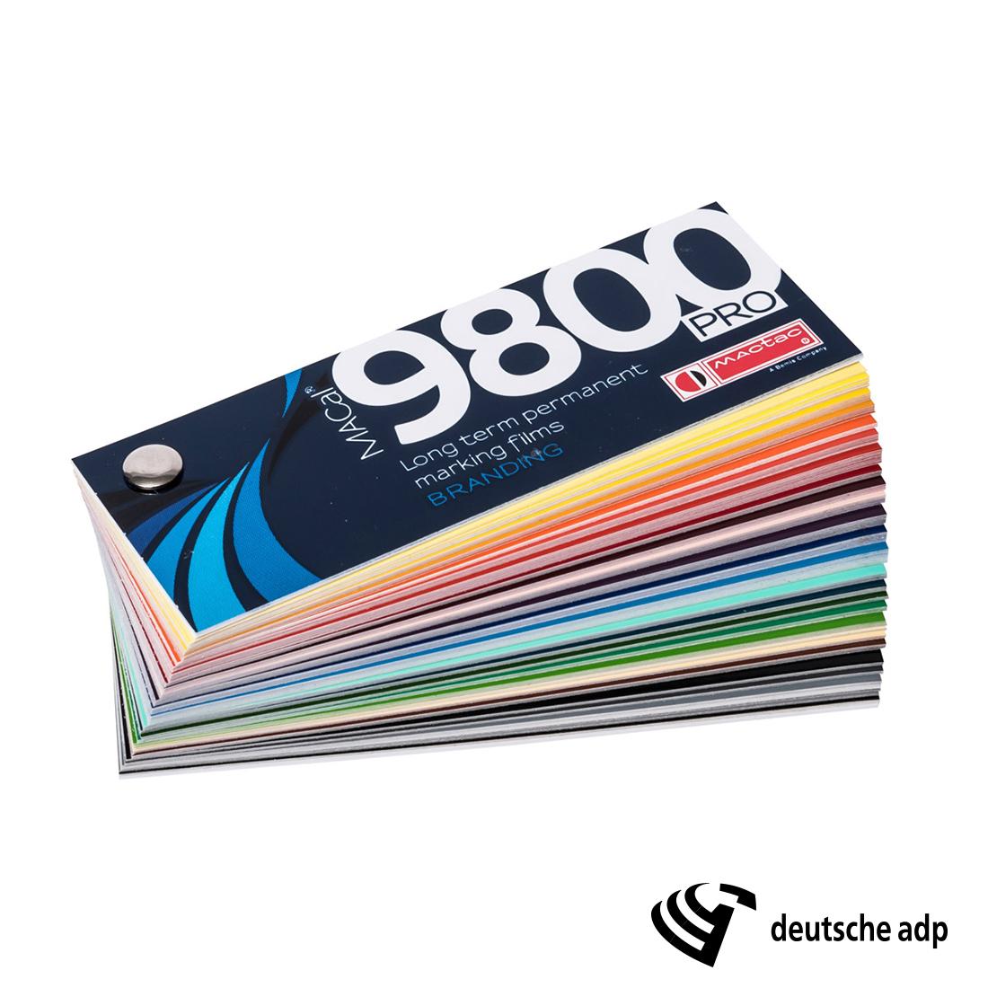 Mactac MACal 9800 Pro / Pro SL