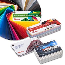 Displayständer & Farbfächer