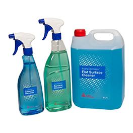 Reinigungsmittel & Hilfsstoffe
