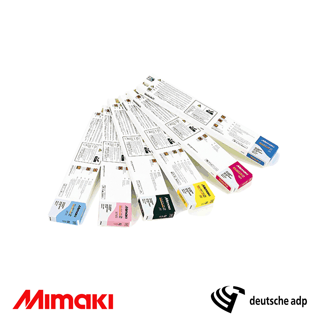 Mimaki Lösemitteltinte JV3 - SS2