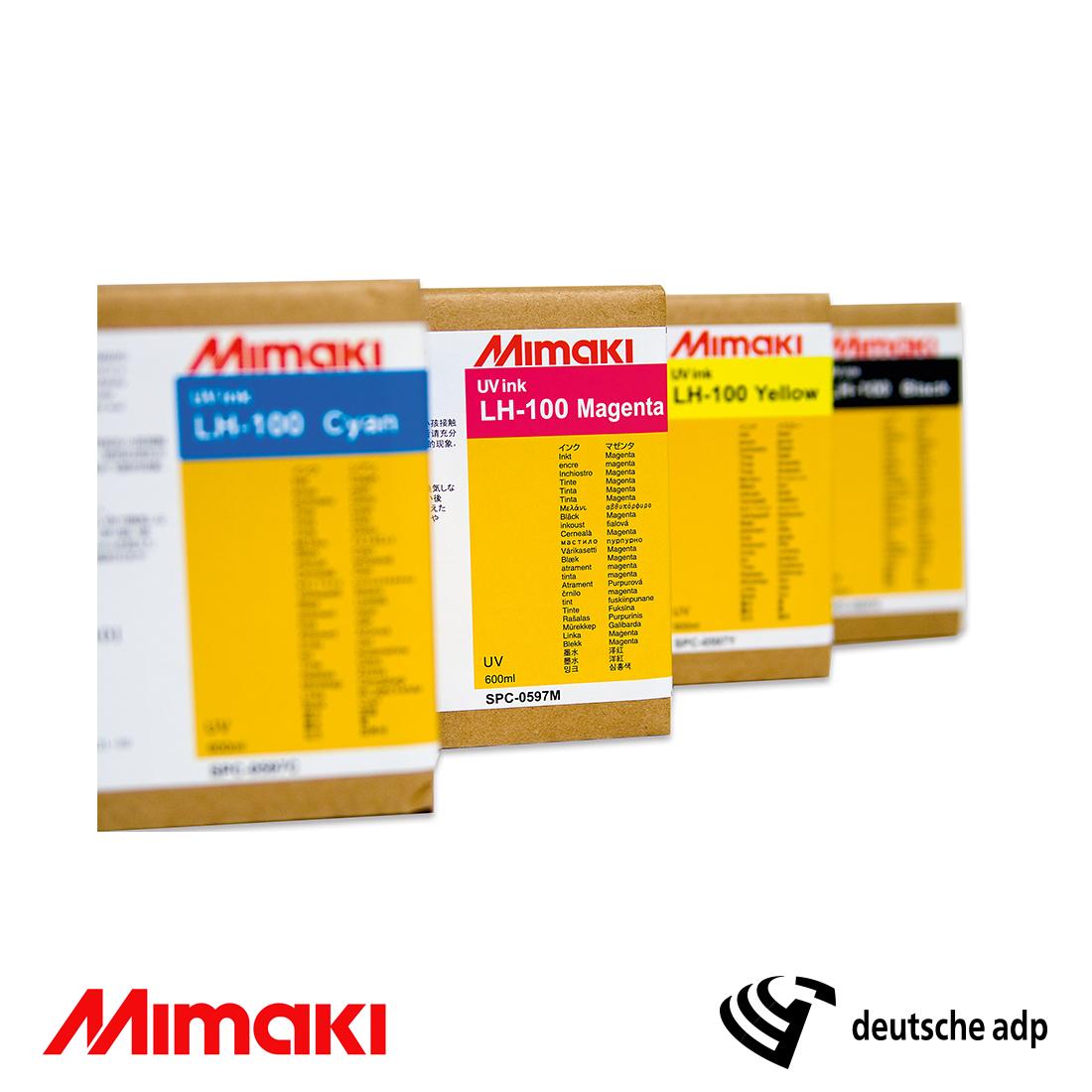 Mimaki UV-LED Tinte - LH-100