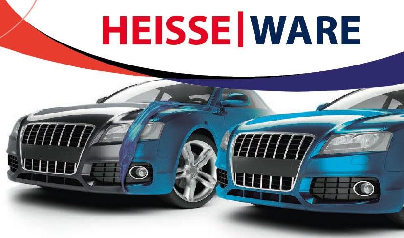 Heisse Ware
