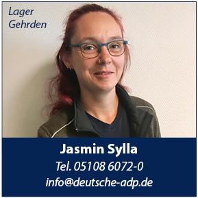 Jasmin Sylla