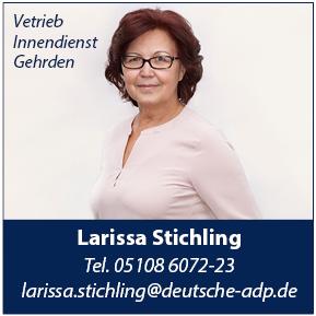 Larissa Stichling