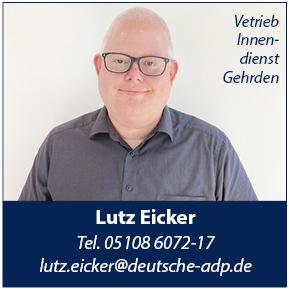 Lutz Eicker