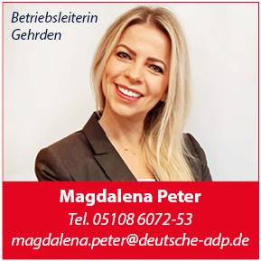 Magdalena Peter