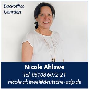 Nicole Ahlswe