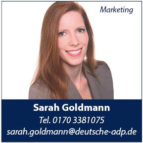 Sarah Goldmann