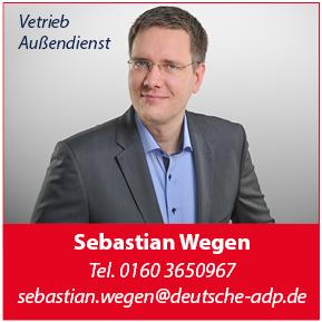 Sebastian Wegen