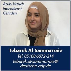 Tebarek Al-Sammarrie